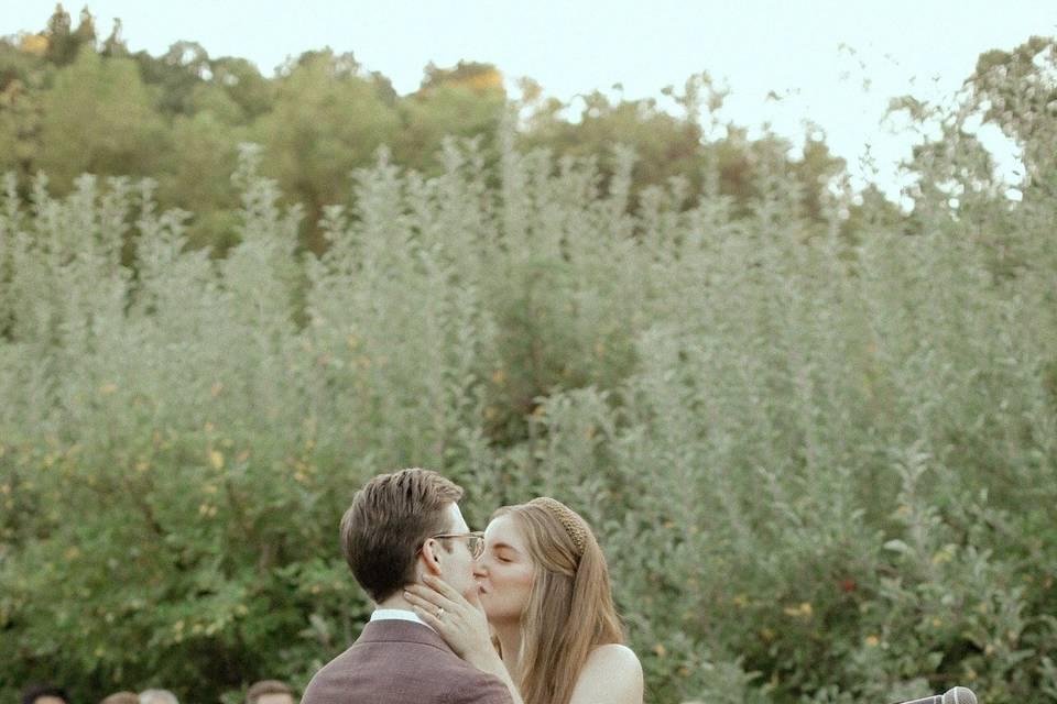 Springfield orchard wedding