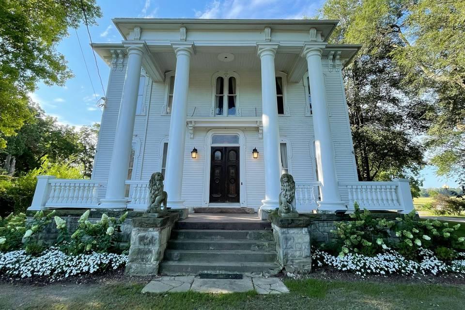 The Mansion in September