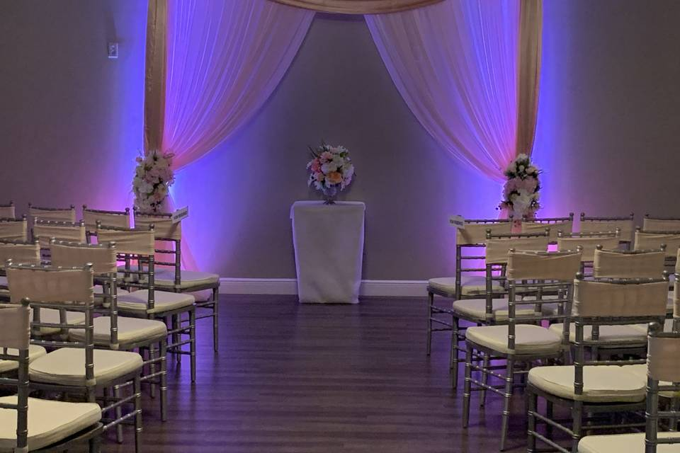 From ceremony to reception
