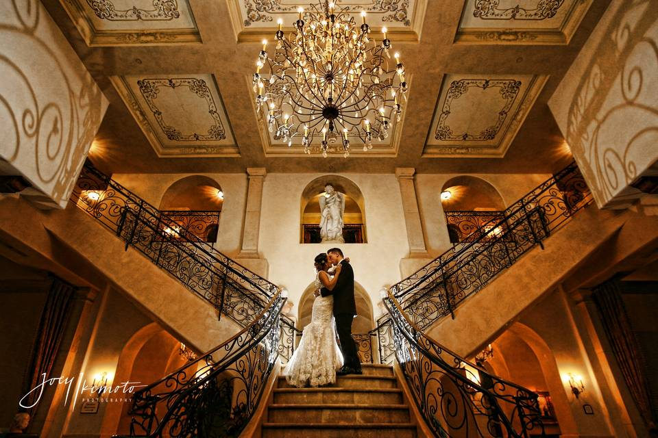 Polanco Banquets and Events at The Ayres Hotel