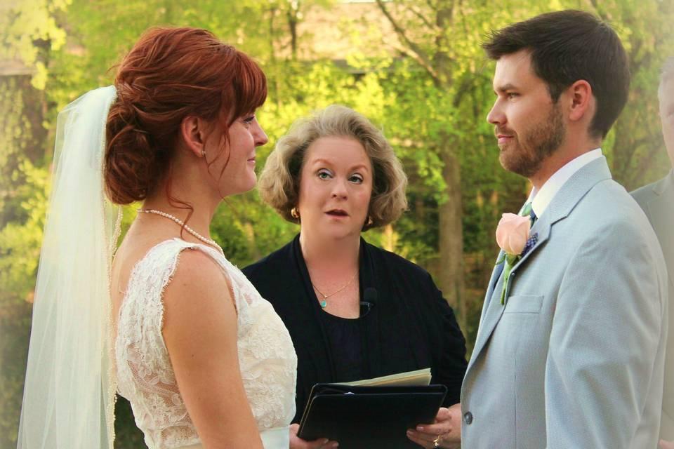 Brenda Owen The Wedding Woman!