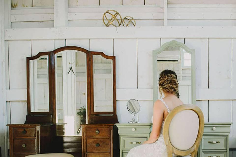 Bridal Suite Vanities