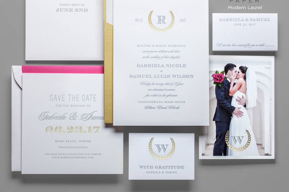 Paper Luxe Stationery & Gifts