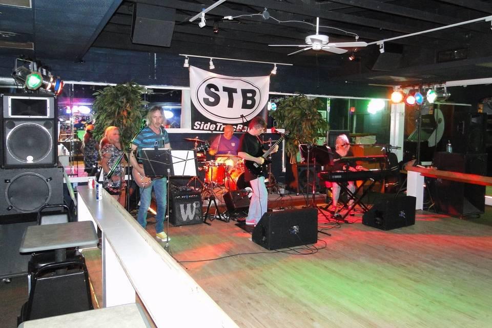 SideTrac Band