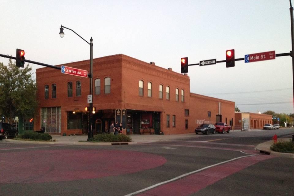 The Main Street Event Center