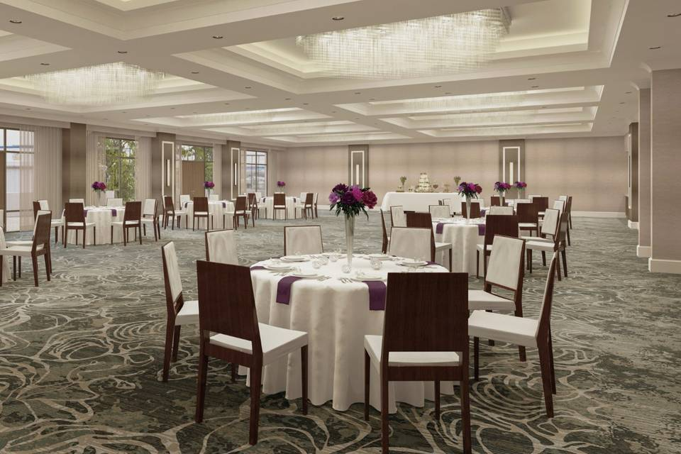 Aster Ballroom