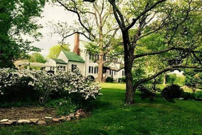Poplar Hill Wedding and Events Venue