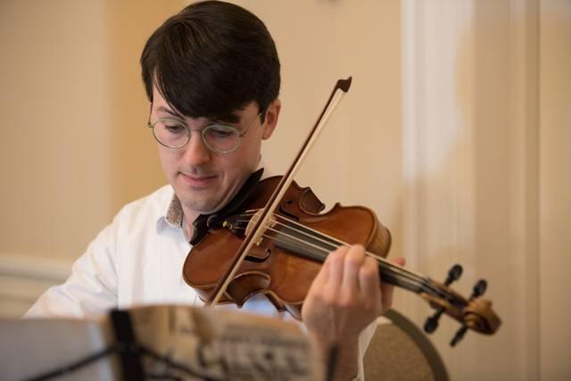 Hutton Wedding Violin