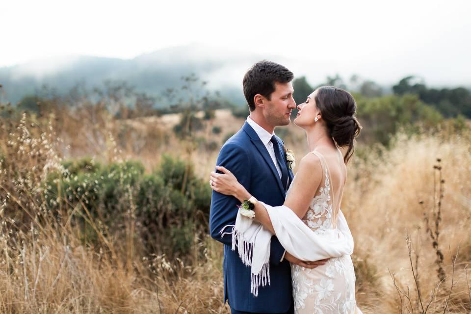 Elegant Point Reyes Wedding