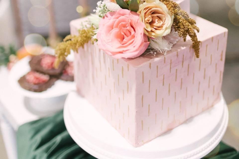 Coppelia Cake Design