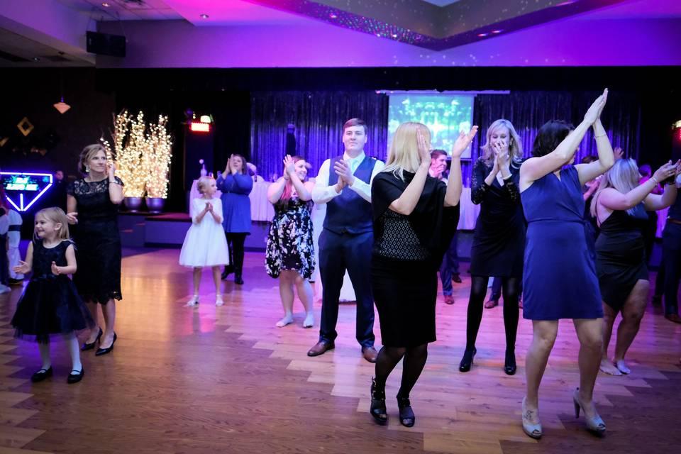 Emerald Room dance floor