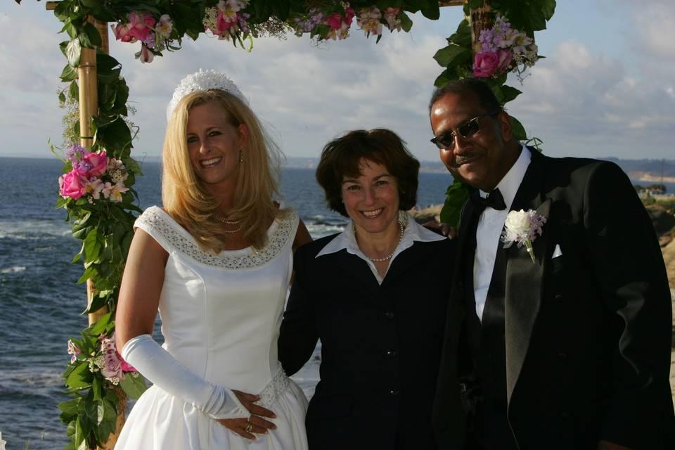 Deborah J. Davis, Custom Wedding Ceremonies