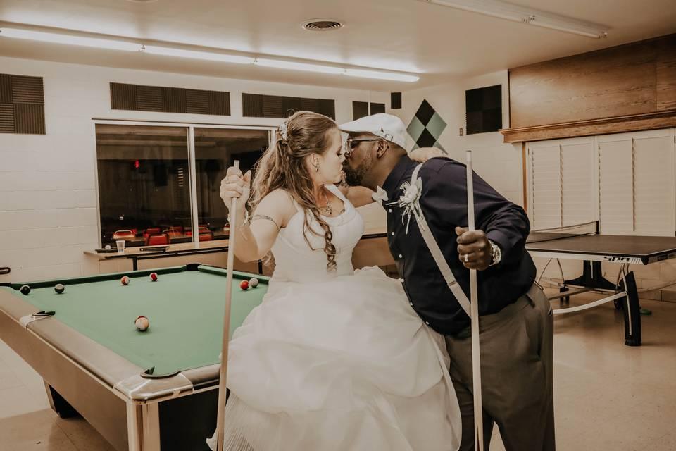 Stiggers wedding