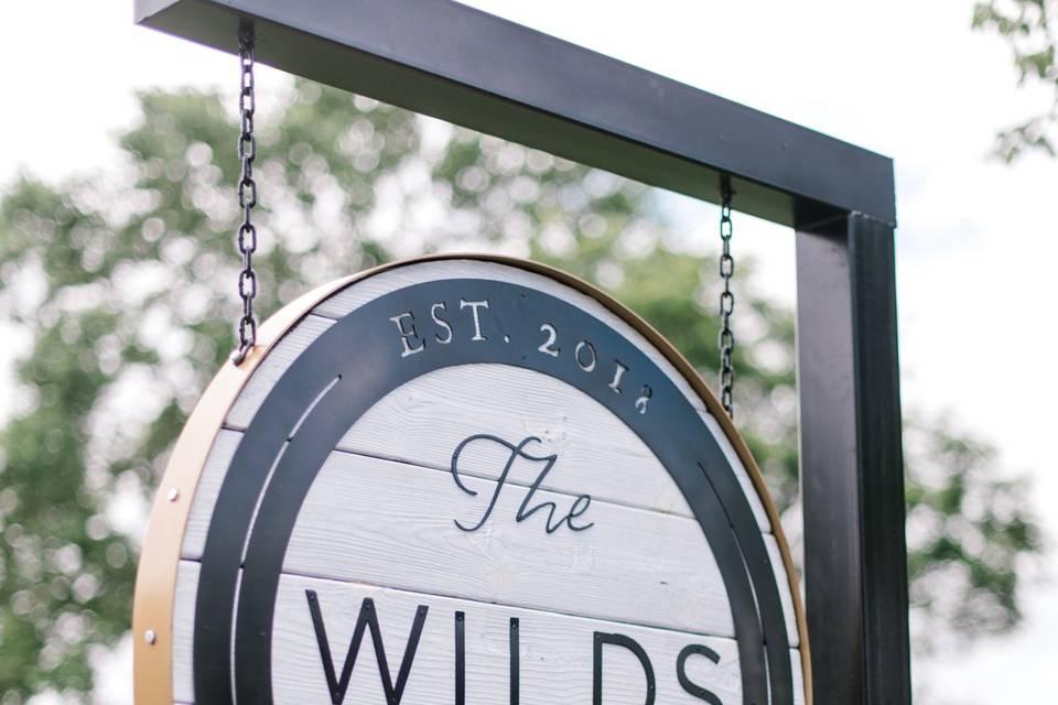 Designer Entry Sign