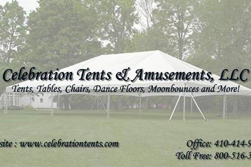 Celebration Tents & Amusements, LLC
