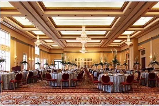 Crystal Ballroom at The Lerner Theater