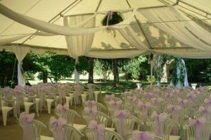 The Purple Iris at Hartwood Mansion