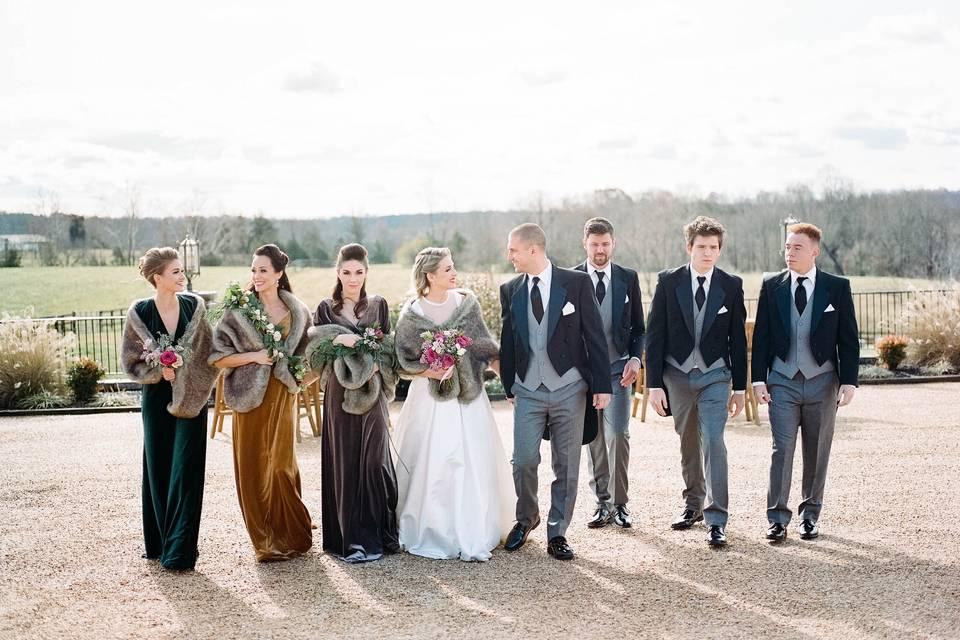 Mount Ida Reserve Wedding