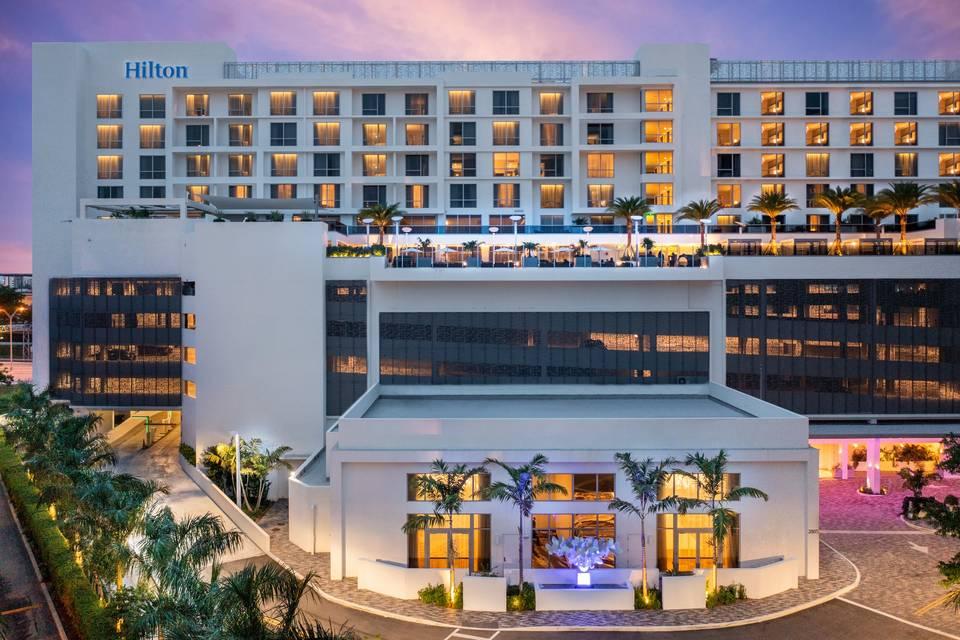 Hilton Aventura Miami