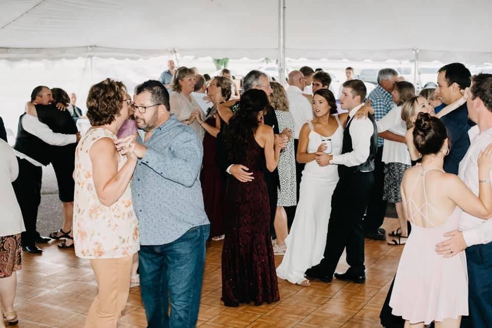Woloszyk Wedding