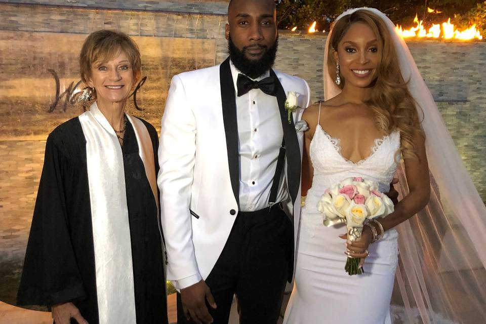 Weddings with Lorraine