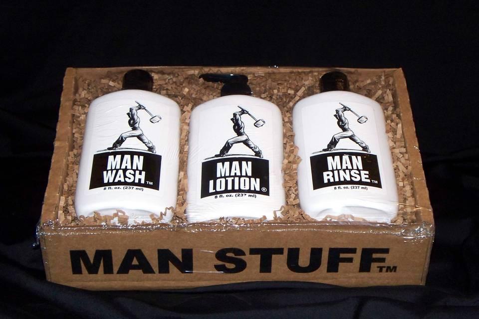 Man Stuff, Inc.