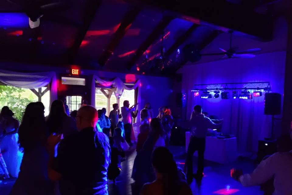 Dance Lighting