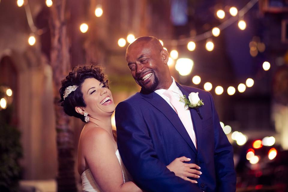 Laughing together - Matthew Foster Photography