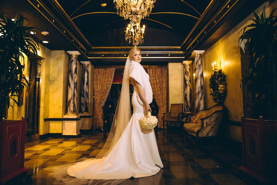 Bridal beauty - Matthew Foster Photography