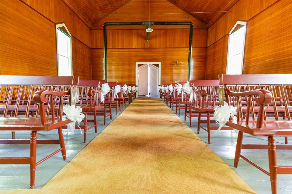 One Room Church