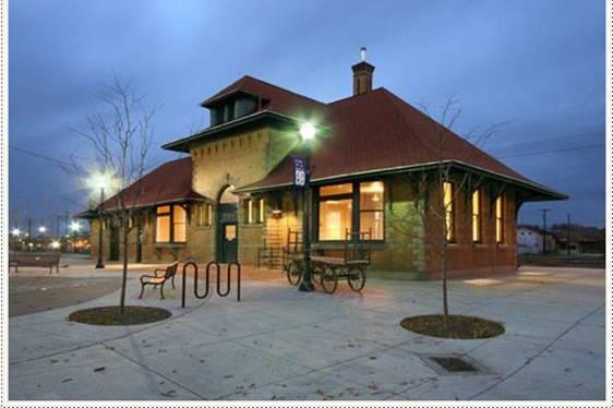 City of Caldwell - Train Depot