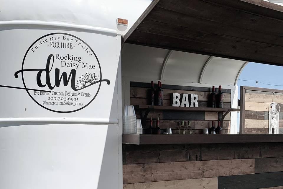 Daisy Mae - Mobile Bar