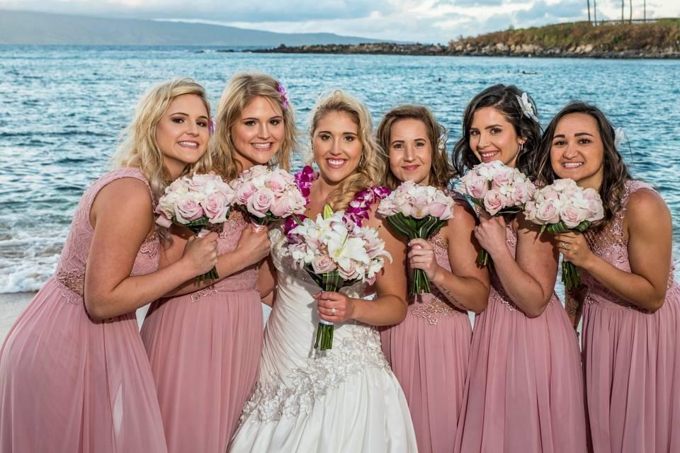 Maui Wedding Stylist by Beth