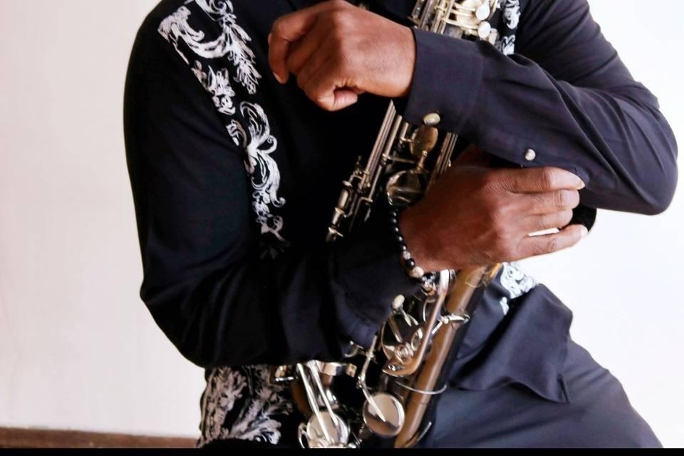 Audley Reid Saxophonist