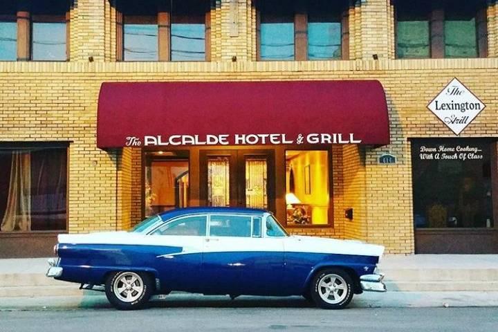 The Alcalde Hotel