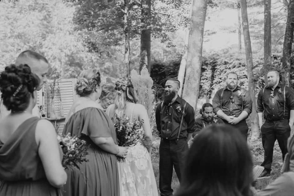 Connecticut bridal