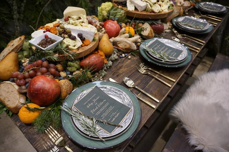 The Vault Catering