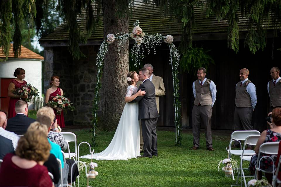 Live Streaming -  the wedding