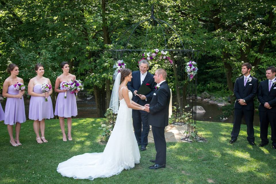 Live Streaming - the vows