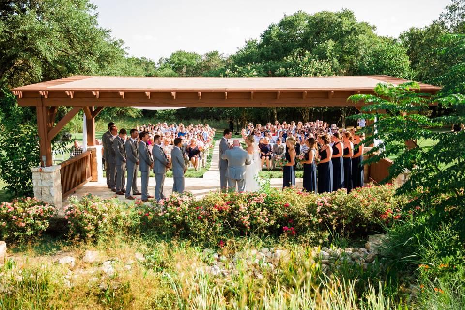 Stone Hall ceremony site