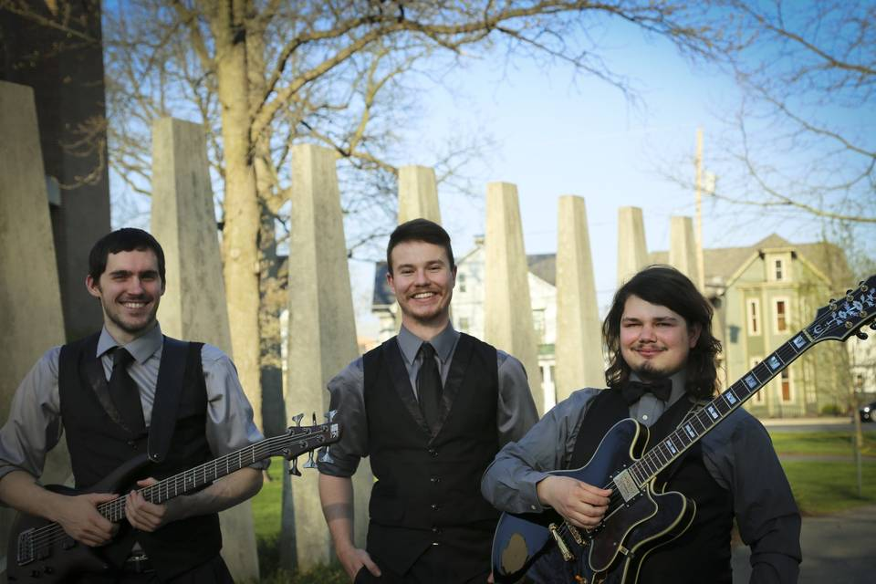 Anthony Pieruccini Trio