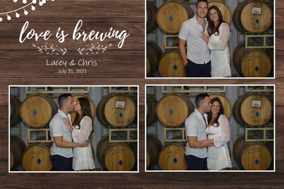 Lacey & Chris