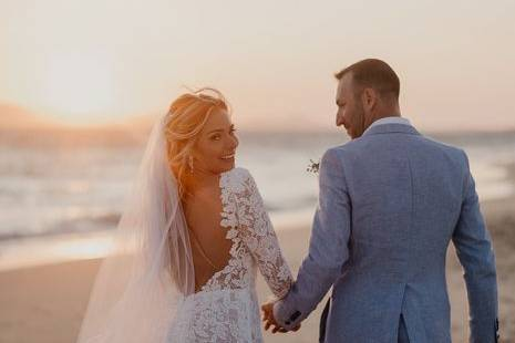 Destination Wedding in Naxos