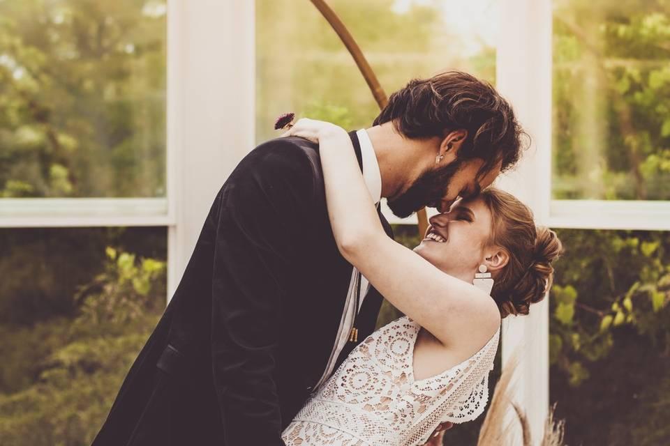 A sweet moment, Kristen Turner-Hamblen Photo