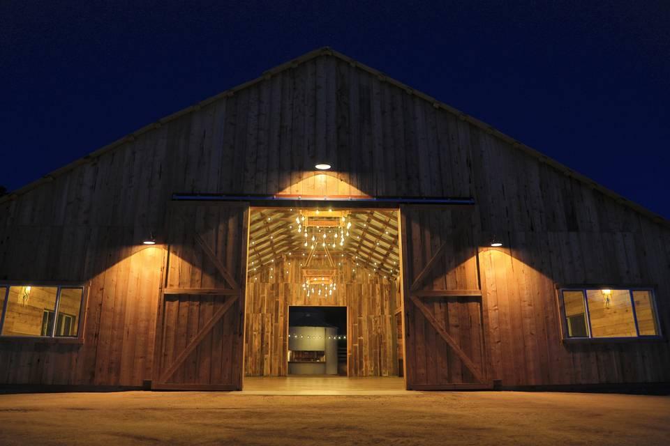 Mission Springs Barn