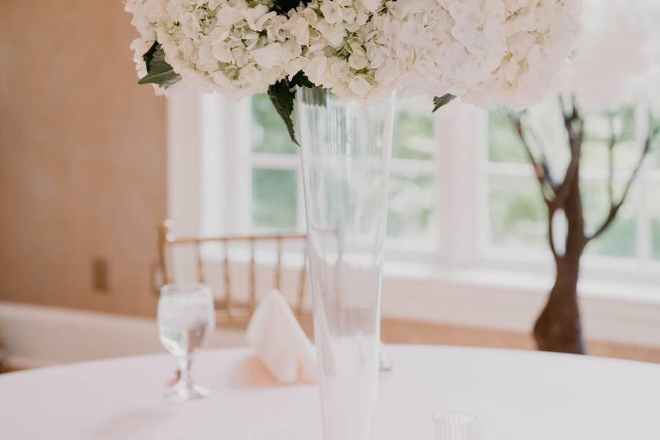 Fresh Floral Centerpieces