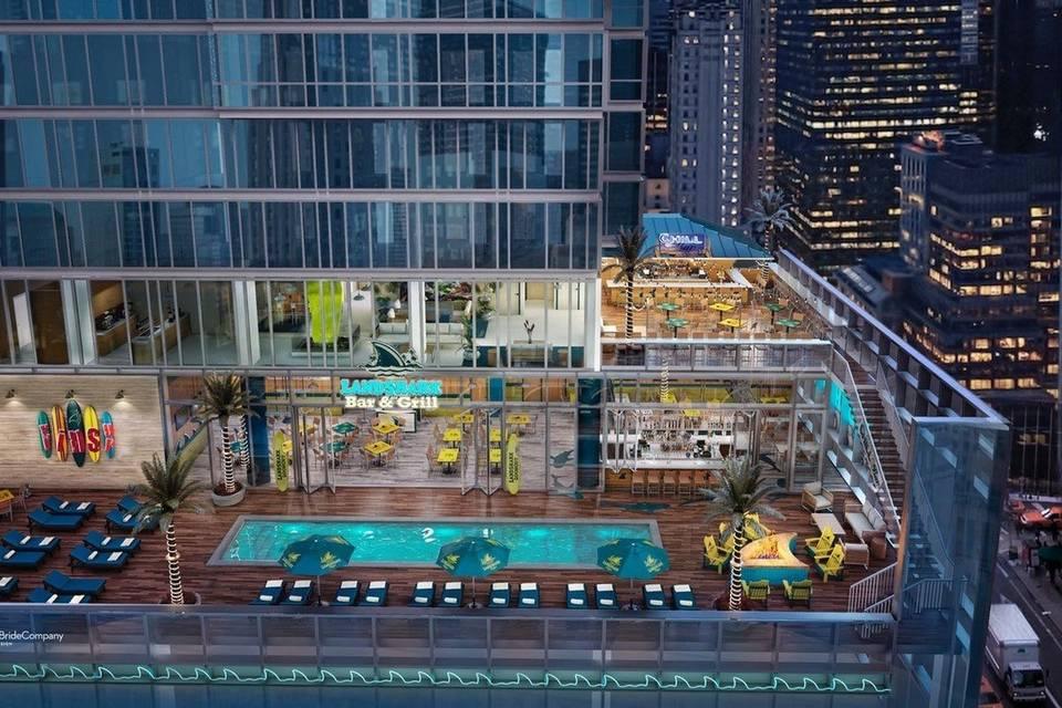 Margaritaville Resort Times Square