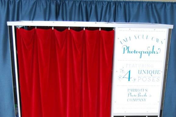 Parrott's Photo Booth Company