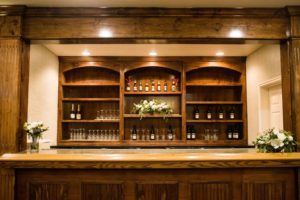 Orchid Ballroom Bar