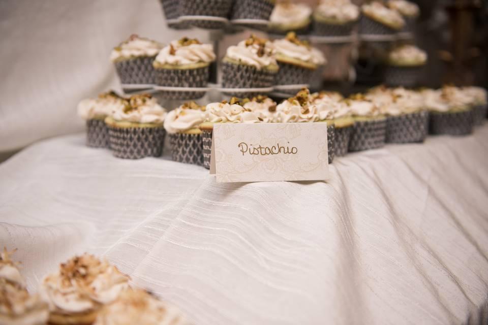 Scrumptious wedding favors